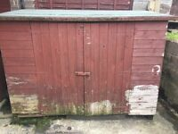Garden/allotment/pet shed