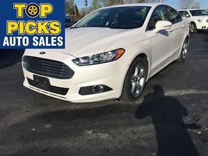 2016 Ford Fusion SE WITH SPORT APPEARANCE PACKAGE, SUNROOF, ALLO