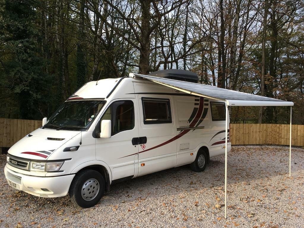 Iveco Daily Motorhome Van Conversion Self Build New Forces Sale NOW SOLD