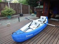 Sevylor Canyon SC320 - 2 Person Inflatable Kayak - PRICE REDUCED !