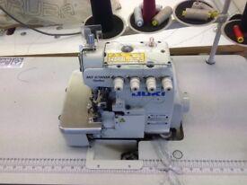 Juki MO 6700DA industrial overlocker