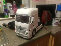 1:14 scale rc Mercedes actros truck