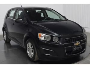 2015 Chevrolet Sonic LT HATCH AC MAGS CAMERA DE RECUL