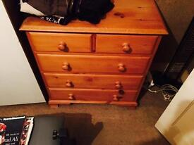 Bed and Chester draw for sale