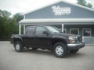 2006 GMC Canyon CREW/4X4/OFF ROAD PACKAGE