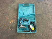 Makita 110v jigsaw with box