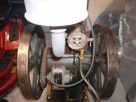 Lister 2J stationary engine