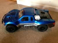RC Car/Truck Team Associated 4X4 Short Course Truck 1:10