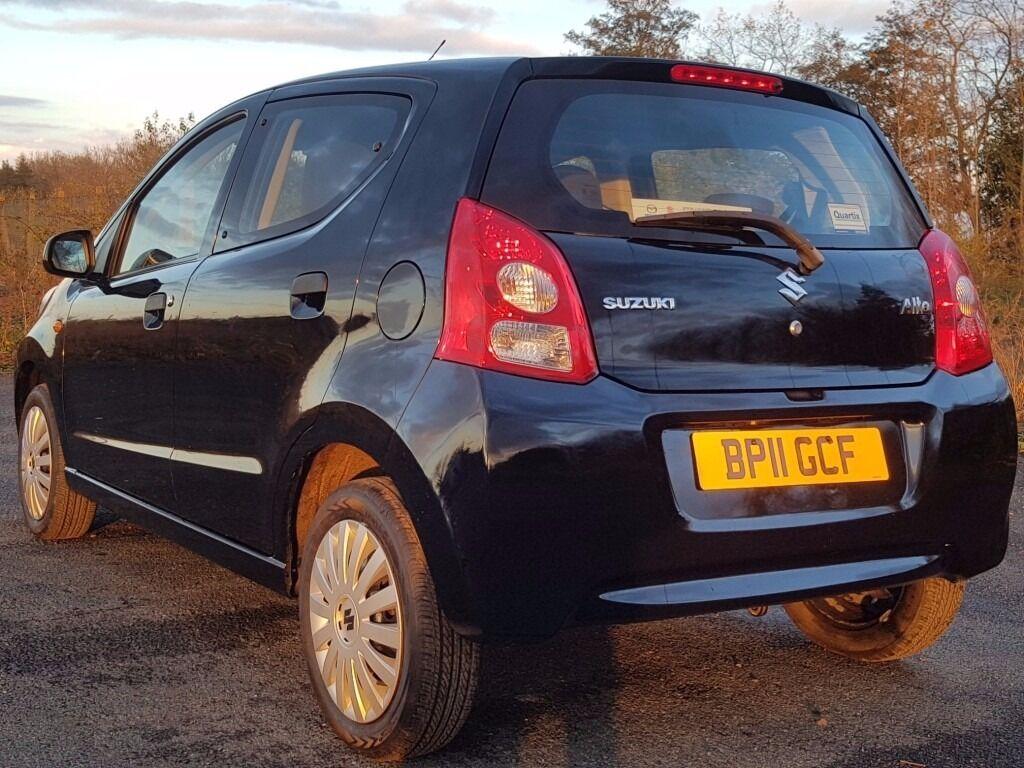 Suzuki Alto SZ 1.0 petrol manual Road tax 20/py Mot 10/11/