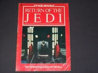 1979 STAR WARS RETURN OF JEDI AND E.T STORY BOOK .