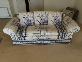 3 seater sofa with washable covers