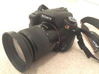 Sony Alpha A200 Digital SLR