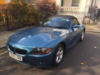 BMW Z4 2.0 SE Convertible Roadster - Rare Maldives Blue