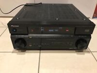 Pioneer Home Cinema Amplifier 7.1 THX HDMI USB. Connects to Speakers, Sub