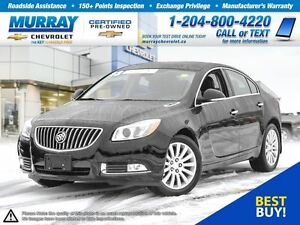 2013 Buick Regal Turbo *Accident Free*