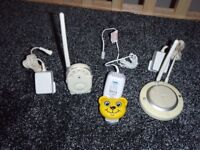 baby monitors and child safety wireless