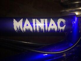 Harry mainiac BMX