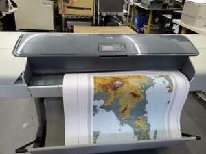 HP Designjet COLOR T610 Wide Format 44 Plotter Printer Q6712A