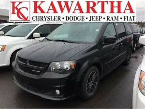 2017 Dodge Grand Caravan GT*LEATHER*BT*UCONNECT*HEATED SEATS/STE