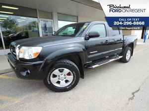 2008 Toyota Tacoma SR5 Crew *Low KMs/Upgraded Tires*