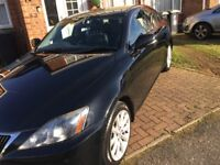 Lexus IS 220D SE-I - amazing condition amazing car for an amazing home
