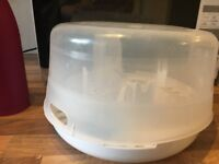 TOMMEE TIPEE STERILIZER FANTASTIC CONDITION BARGAIN!!!!!!!!!!!!!!!