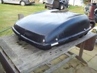 Car Roof Box (Halfords)