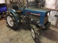 Mitsubishi compact tractor 4WD diesel