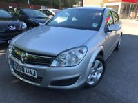 58 plate - vauxhall astra 1.4 - 5 months mot - water pump done - 2 former keeper - part history