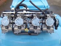 Honda hornet 600 cb600 carbs carburetors