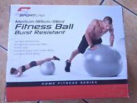 Sportline Fitness Ball Burst Resistant Brand New Unopened