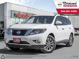 2014 Nissan Pathfinder SL Local! Fully Loaded!