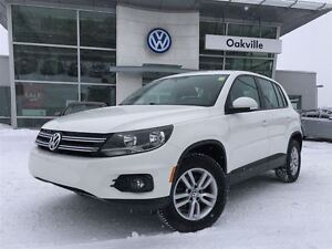 2013 Volkswagen Tiguan TL/HEATED SEATS/ALLOYS/RARE!