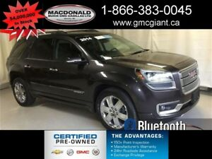 2014 GMC Acadia Denali  REDUCED!
