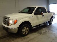 2010 Ford F-150 XLT KING CAB 4X4 A/C MAGS