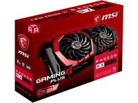 MSI RADEON RX 580 8GB GAMING X PLUS