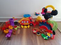 Mickey Mouse Clubhouse Toy Bundle