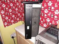 FAST Dell Precision T3600 workstation