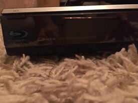 Blu ray recorder