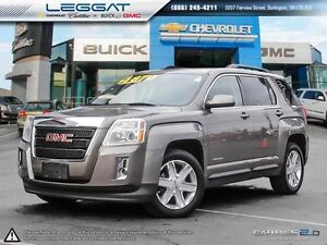 2011 GMC Terrain SLT-1/ 1 OWNER! LOW KM! *SUNROOF*REMOTE START*B