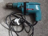 BOSCH 400W DRILLING MACHINE.