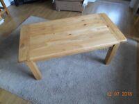 Coffee Table, Beautiful solid wood