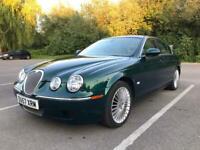 Jaguar S-Type 2.7 2007 Diesel Automatic 90k Miles