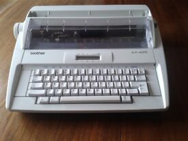 Brother Electric Typewriter Word Processor