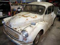 Ex Police Car For Restoration Very Original Barn