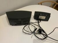 EXCELLENT Bose wave music system with Bose wave DAB radio module