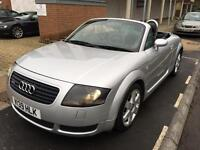 1999 Audi TT roadster Cheap Car 225BHP