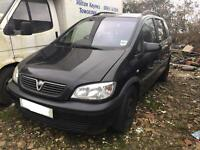 Braking VAUXHALL ZAFIRA for parts