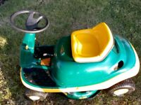 Ride on lawnmower for sale  Moray