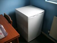 Hotpoint Freezer and Pro-Line Refrigerator.